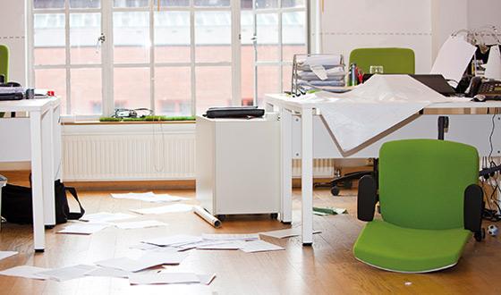 chaotisches buero - Work Smarter not Harder