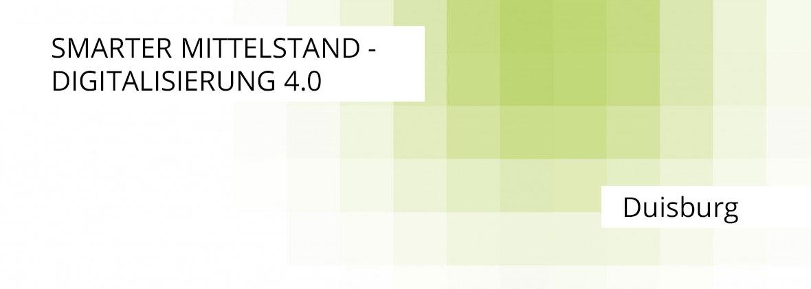 Smarter Mittelstand Duisburg - Events