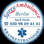Spree Ambulance Logo 151x150 - Case Study Spree Ambulance
