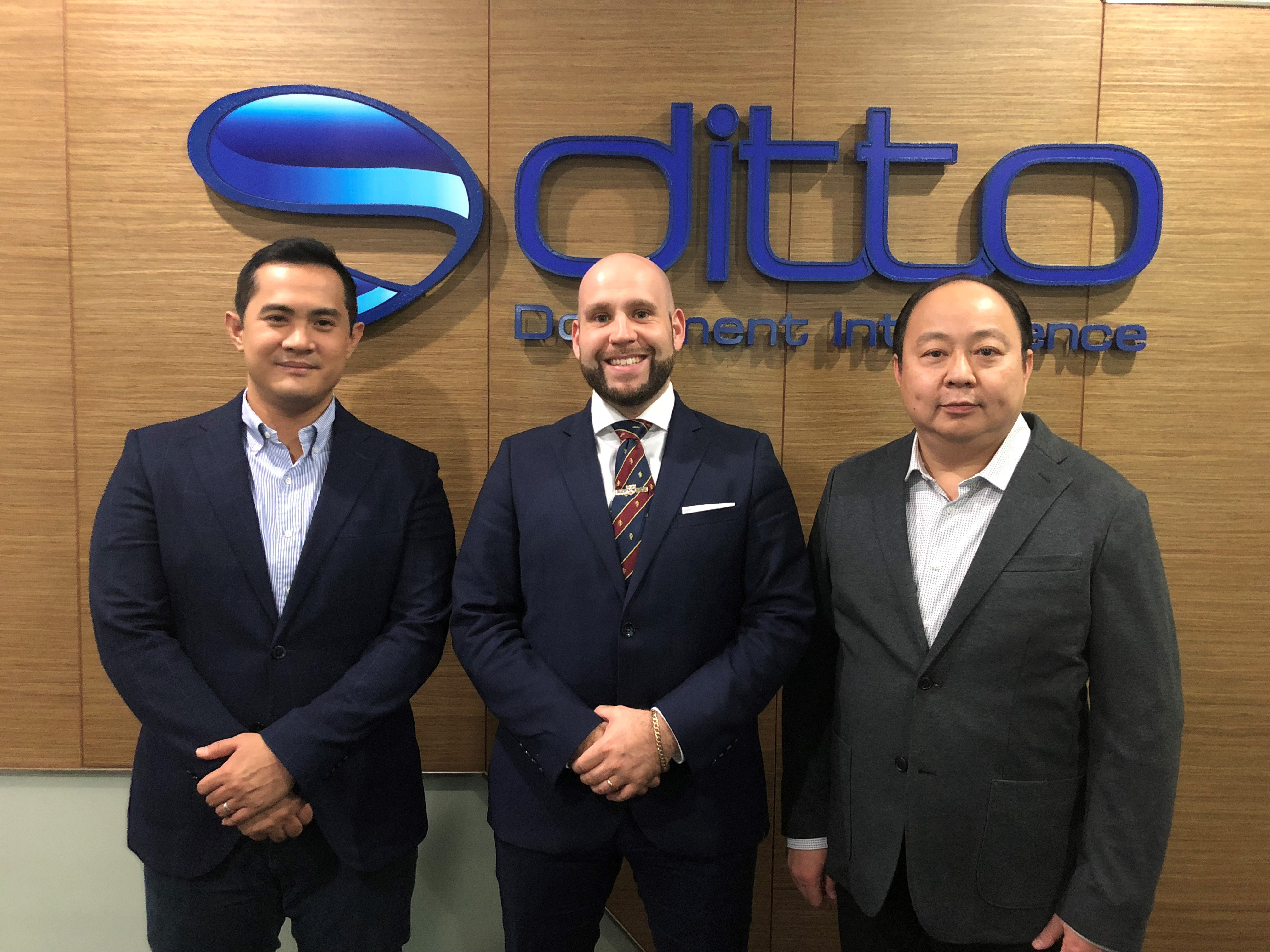AMAGNO Extends Digital Workplace Experience to Companies in Southeast Asia with DITTO Thailand Partnership