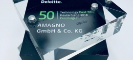 AMAGNO WINS DELOITTE FAST 50 AWARD, NAMED AMONGST GERMANY'S FASTEST GROWING TECH COMPANIES