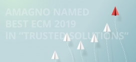 "AMAGNO NAMED BEST ECM 2019 IN ""TRUSTED SOLUTIONS"" COMPUTERBILD INDUSTRY AWARDS"
