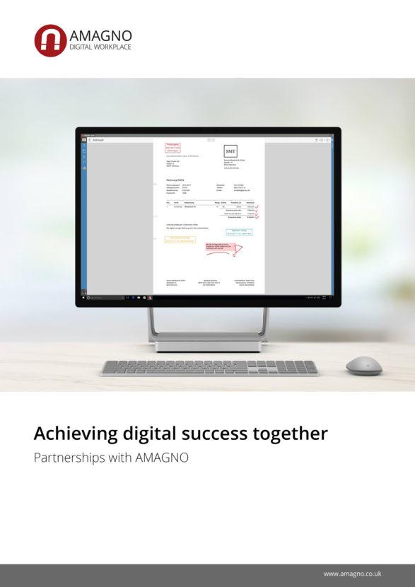 Amagno Partnership information EN 587x830 - Download AMAGNO Brochures