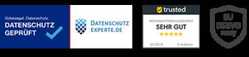 Siegel dunkel 350x80 - Amagno Business Cloud Registration