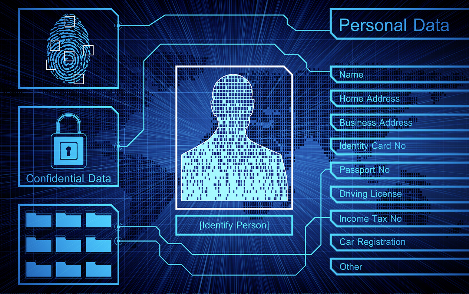 GDPR Legal Issues: Protection of Personal Data