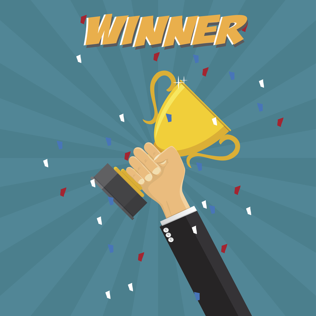 Hooray! We are winner at Netzsieger!