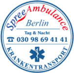 Spree Ambulance Logo 151x150 - Case Study Spree Ambulance