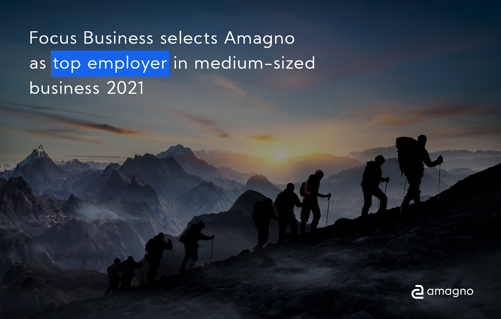 Focus Business: Amagno 2021 again recognized as a top employer